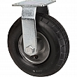 Kleton - MN221 - Pneumatic Casters - Flat-Free - Rigid - Capacity 275 lbs. (125 kg.) - 8 (203 mm) - Unit Price