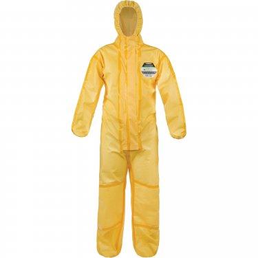 Lakeland - CT1S428-XL - ChemMax® - Polyethylene/Polypropylene - Yellow - X-Large - Unit Price