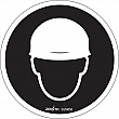 Zenith Safety Products - SGM856 - Hardhat Protection Required CSA Safety Sign Each