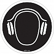 Zenith Safety Products - SGM865 - Hearing Protection Required CSA Safety Sign Each