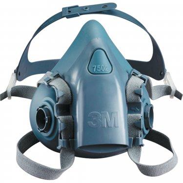 3M - 7503 - 7500 Series Reusable Half Facepiece Respirators - Large - Unit Price