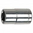 Aurora Tools - TLV372 - 3/8 Drive Accessories - 6-point S.A.E Deep Length Sockets