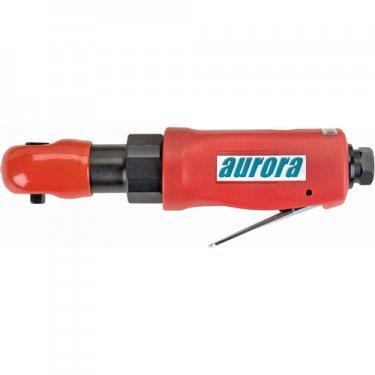 Aurora Tools - TLZ140 - 1/4 Stubby Type Air Ratchet Wrench