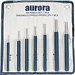 Aurora Tools - TLZ421 - 7-Piece Pin Punch Set