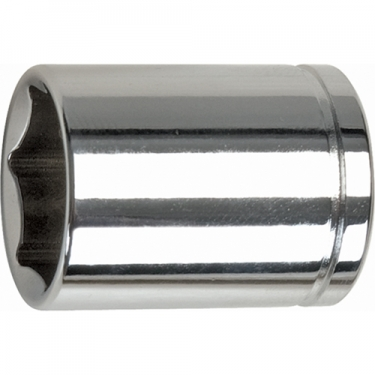 Aurora Tools - TYK753 - 1/4 Drive Accessories -6-Point Metric Standard Length Socket