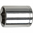 Aurora Tools - TYK754 - 1/4 Drive Accessories -6-Point Metric Standard Length Socket