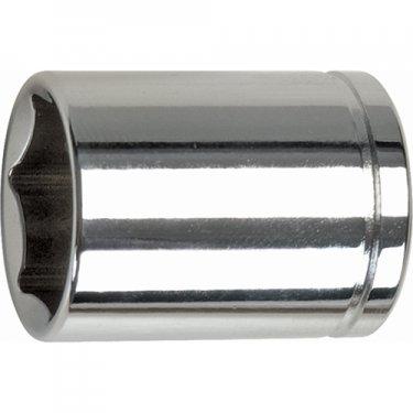 Aurora Tools - TYK765 - 3/8 Drive Accessories -6-Point Metric Standard Length Socket