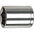 Aurora Tools - TYK766 - 3/8 Drive Accessories -6-Point Metric Standard Length Socket