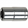 Aurora Tools - TYK796 - 1/4 Drive Accessories -6-Point S.A.E Deep Length Socket