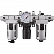 Aurora Tools - TYY183 - Modular Filter, Regulator & Lubricator (Gauge Included)