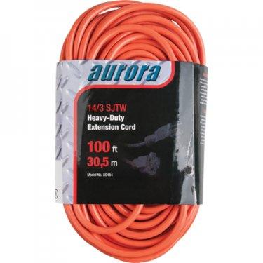 Aurora Tools - XC484 - Outdoor Vinyl Extension Cord