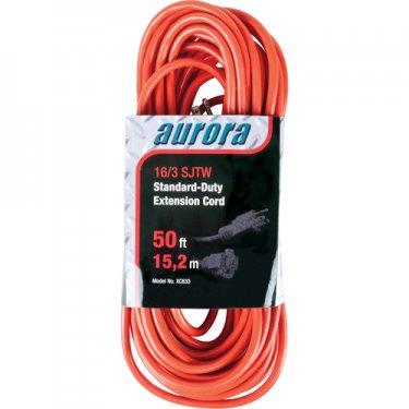 Aurora Tools - XC633 - Indoor/Outdoor Extension Cords