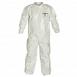 Dupont Personal Protection - SL125B-XL - 4000 Series Coveralls - Tychem - White - X-Large - Unit Price