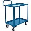 Ergonomic Shelf Cart
