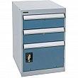 Kleton - FH668 - Workbench Pedestal - Two Drawers & One Door