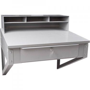 Kleton - FI518 - Wall-Mounted Shop Desk