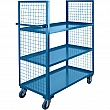 Kleton - ML183 - Wire Mesh Utility Cart Each