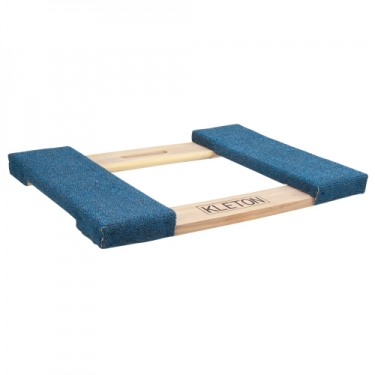 Kleton - MN180 - Carpeted Ends Hardwood Dolly Frame Each