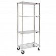 Kleton - RL602 - Wire Shelf Cart Each