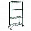 Kleton - RL807 - Wire Shelf Cart Each