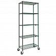 Kleton - RL812 - Wire Shelf Cart Each