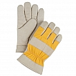 Zenith Safety Products - SDL465 - Premium Quality Grain Pigskin Foam Fleece Lined Gloves