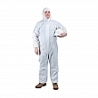 Zenith Safety Products - SEC816 - Protective Coveralls - Microporous/Polypropylene - White - Large - Unit Price
