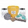 Zenith Safety Products - SEI264 - Trousse de lutte contre les déversements d'acide de piles
