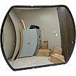 Zenith Safety Products - SGI562 - Roundtangular Convex Mirror with Bracket Each