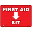 Zenith Safety Products - SGL749 - First Aid Kit Sign Each