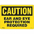 Zenith Safety Products - SGL887 - Ear And Eye Protection Sign Each