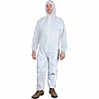 Zenith Safety Products - SGM433 - Protective Coveralls - Microporous/Polypropylene - White - Large - Unit Price