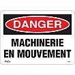 Zenith Safety Products - SGM466 - Machinerie en Mouvement Sign Each