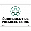 Zenith Safety Products - SGM486 - Premiers Soins Sign Each