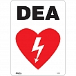 Zenith Safety Products - SGM502 - DEA Sign Each