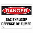 Zenith Safety Products - SGM580 - Défense De Fumer Sign Each