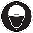 Zenith Safety Products - SGM860 - Hard Hat Protection Required CSA Safety Sign Each