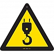 Zenith Safety Products - SGN055 - Crane CSA Safety Sign Each