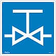 Zenith Safety Products - SGN151 - Valve CSA Safety Sign Each