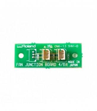PolyDistribution - Board for wide format printer (Assy, Fan Junction Board) -  Roland VS-640i - Equivalent:  W702406040 - Unit Price