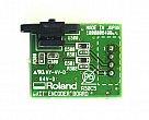 PolyDistribution - Board for wide format printer (Assy,Grit Encoder) - Roland RA/RE/RF/VS - Unit Price